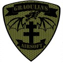 Patch   Graoullys 2.  OD